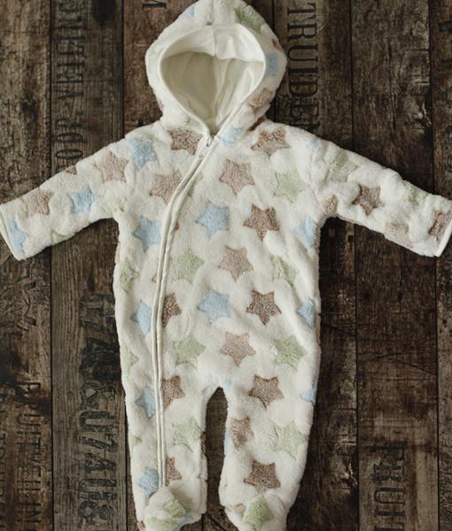 Fleece-stjerner-dress
