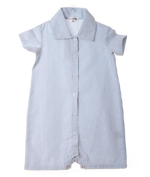 kort-overall-blue-stripet